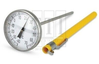 £8.95 • Buy ETI 45ml Dial Thermometer Food Probe Thermometer -40° To 70°C