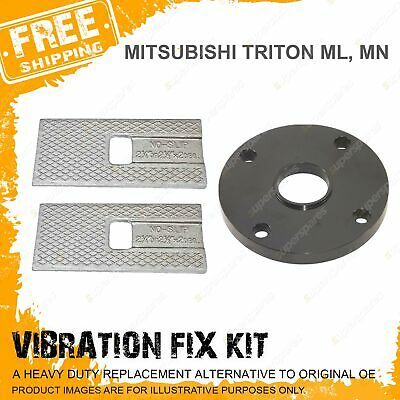 AU144 • Buy Vibration Fix Kit Tailshaft Spacer Wedges For Mitsubishi Triton ML MN 2  Lift