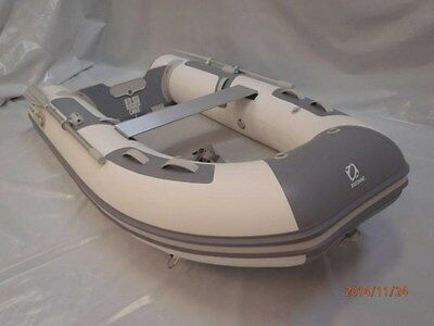 NEW ZODIAC CADET 350 Solid Or Air Deck Boat Only Tender Inflatable Option Motor • 3,999£