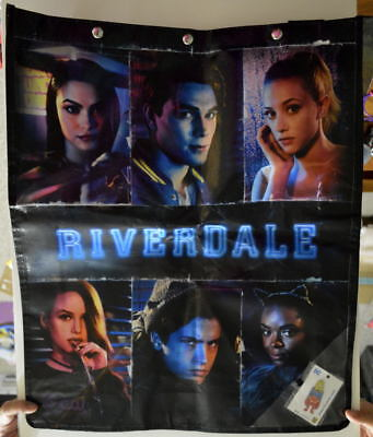 $ CDN29.39 • Buy 2017 SDCC Exclusive Merchandise / SWAG BAG RIVERDALE & FLASH PIN