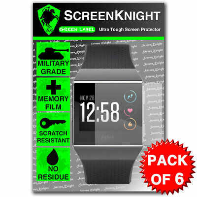 $ CDN8.64 • Buy Screen Protector - For Fitbit Ionic - Pack Of 6 - Screenknight