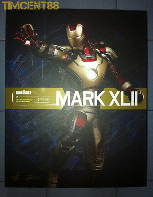 $ CDN333.74 • Buy Ready! Hot Toys 1/6 Iron Man 3 Mark XLII 42 Power Pose PPS 001 Figure New