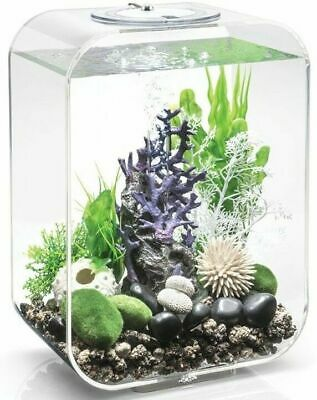 Oase BiOrb LIFE 60 MCR Transparent Aquarium (EEK: A+, Spektrum: A++ - A) • 342.84£
