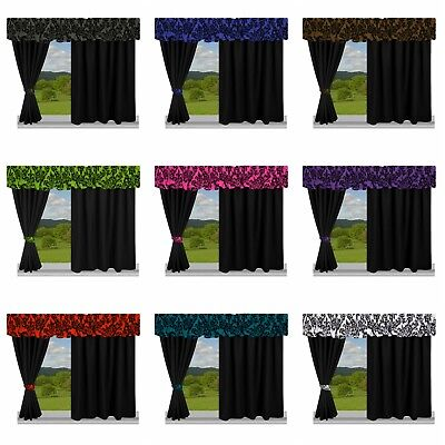 £15.95 • Buy Caravan Curtains Fully Lined Ready Made Quality Made To Measure Free P&p