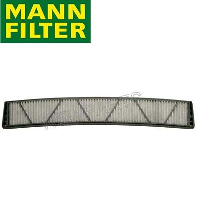 $38.77 • Buy For BMW E46 E83 3-Series Cabin Air Filter Activated Charcoal Mann Precious Plus