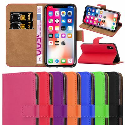 Wallet Flip Leather Case Cover Magnetic Luxury Card Case Cover For Mobile Phones • 3.99£