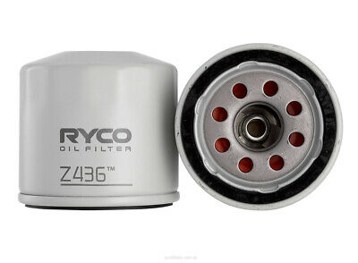 AU14.95 • Buy Ryco Oil Filter Z436 Fits Nissan X-Trail 2.0 (T32), 2.5 (T32), 2.5 4x4 (T30),...