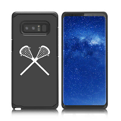 $ CDN19.76 • Buy For Samsung Galaxy Note 8 9 Shockproof Hard Soft Case Cover Lacrosse Sticks