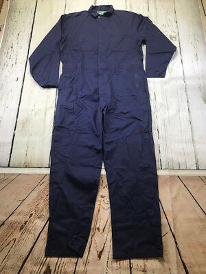 $26.98 • Buy  New Industrial Work Coverall Navy Unlined - CU Brand- By REED - USA 100% Cotton