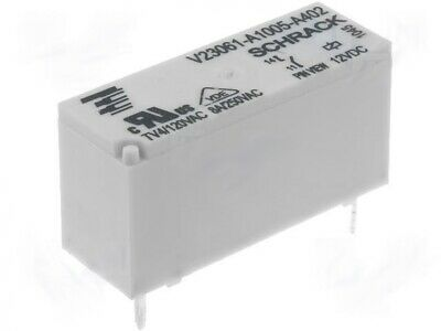 RT424730 Relay Relais Spulenspannung Coil Voltage 230V 250V~ 8A Schrack