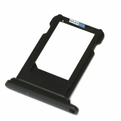 £1.30 • Buy SIM Tray For Apple IPhone 8 Plus Matte Black Replacement Card Slot Holder Part