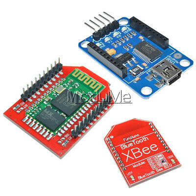 £5.35 • Buy Arduino Bluetooth Bee Master And Slave Module With Bluetooth Bee Xbee Adapter M