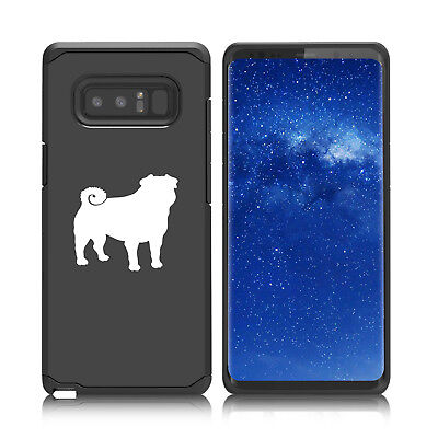 $ CDN19.99 • Buy For Samsung Galaxy Note 8 9 Shockproof Hard Soft Case Cover Pug