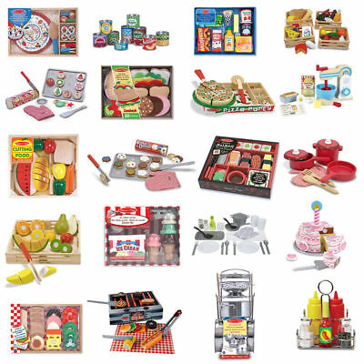 Food & Kitchen Kids Toys  Role Play Children Learning Sets Melissa & Doug  • 22.50£