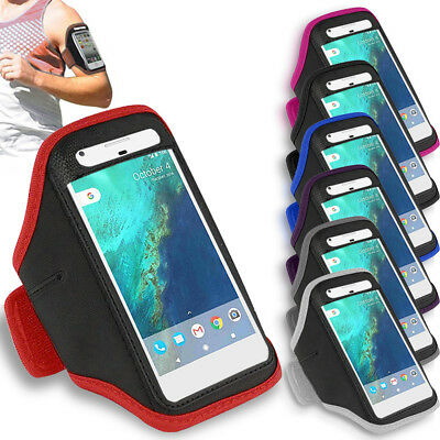 AU10.99 • Buy Premium Sports Armband For IPhone X For Gym Running Jogging Exercise Case Holder