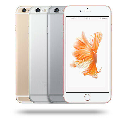 AU369.95 • Buy Sealed Box APPLE IPhone 6S Plus + 64GB Grey Rose Gold Silver Unlocked
