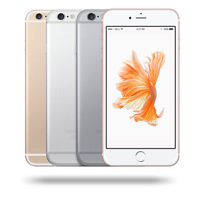 AU399.95 • Buy Sealed Box Factory Unlocked APPLE IPhone 6S Plus +128GB 4 Colours 1Year Wty