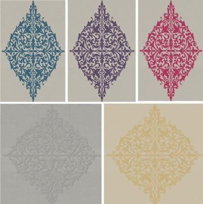 New Luxury Decadence Classical Damask High Quality Non-woven 10m Wallpaper Roll • 14.99£