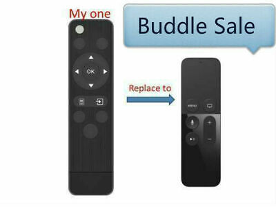 AU25 • Buy Remote Control For Apple TV 4th Generation Apple TV 4K X 10pcs W/ Learning Mode