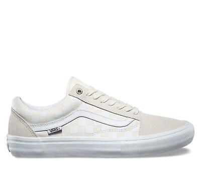 AU79.95 • Buy Vans Old Skool Shoes Pro White Rowan Zorilla Australian Seller Vn-046sn1v