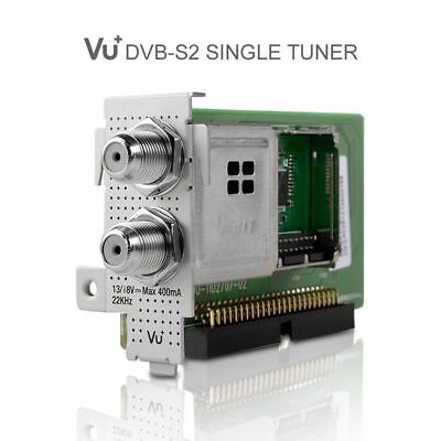 Vu+ DVB-S2 Single Sat Tuner For Duo2 Ultimo 4K Solo SE Solo SE V2 • 37.92£