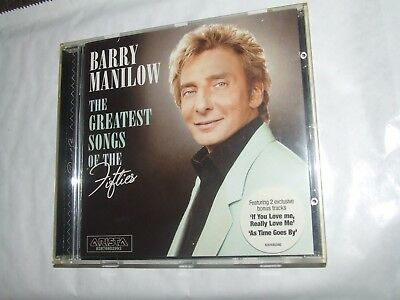 £2.69 • Buy Barry Manilow - Greatest Songs Of The Fifties CD
