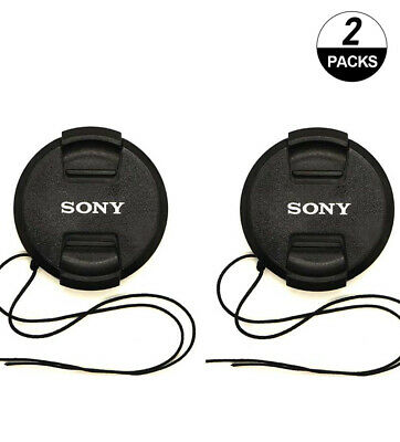 AU9 • Buy Sony 55mm Cap Cover For Sony HX300 HX400/ Kit FE 28-70mm   50mm F/2.8 Lens-2Pack