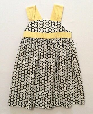 $16.99 • Buy Gymboree  Bee Chic  Daisy Flower Black Sun Dress, 3T