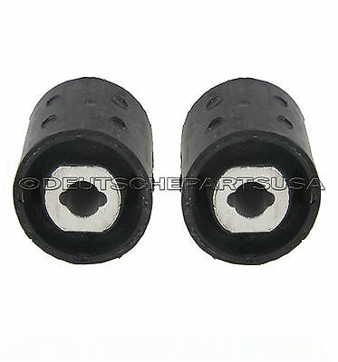 $17.79 • Buy AXLE SUPPORT BUSHING DIFFERENTIAL MOUNT FRONT SUBFRAME L R  SET For BMW E46