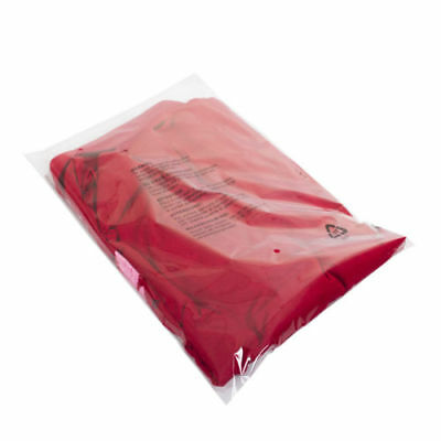 £3.89 • Buy 12 X16  CLEAR Packaging PEEL & SEAL Transparent Polythene Garments Packing Bags