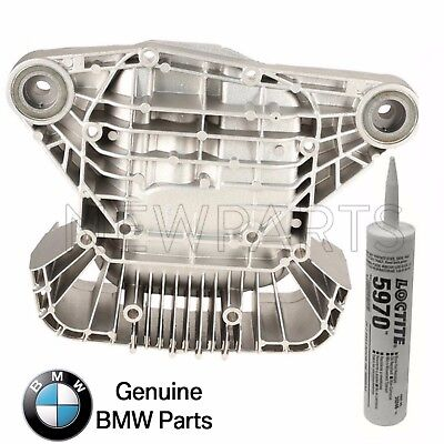 $204.92 • Buy For BMW E46 M3 01-06 Rear Differential Cover W/ Mounts & Sealant Genuine