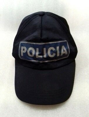 $ CDN29.40 • Buy Vintage Albanian Police Hat Cap-military Hat-used Cap