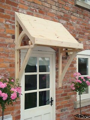 £240 • Buy Timber Front Door Canopy Porch,  THE ELLESMERE  Lean To