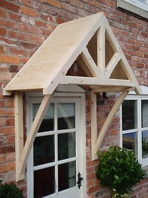 £250 • Buy Timber Front Door Canopy Porch,  THE WHITEMERE