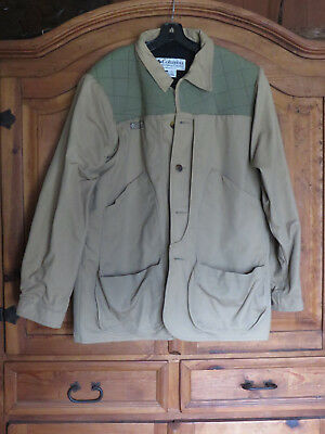 18c682d1783c2 VTG Mens L Columbia Jacket Barn Coat Hunting Cotton Duck Canvas Cotton NWT  • 79.00$