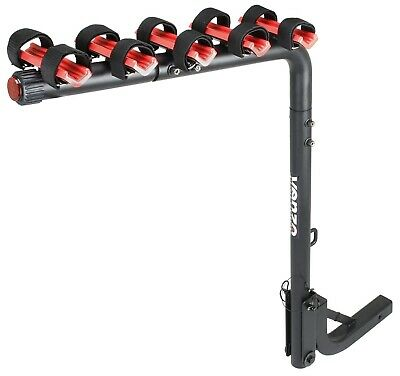 AU179.98 • Buy VENZO 5 Bicycle Bike  Rack 2  Hitch Mount Car Carrier