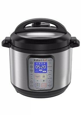 $170 • Buy Instant Pot DUO Plus 6 Qt 9-in-1 Multi- Use Programmable Pressure Cooker