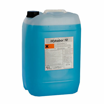 Wykabor 10.1 Timber Biocide Treatment Woodworm & Dry Rot Killer 25l • 66.90£