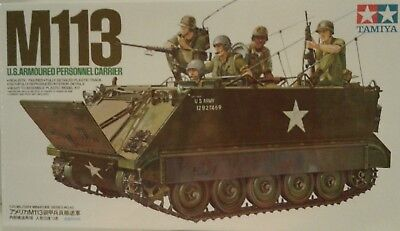 $32.99 • Buy Tamiya 1/35 Scale Kit 35040, M113 US Armored Personnel Carrier