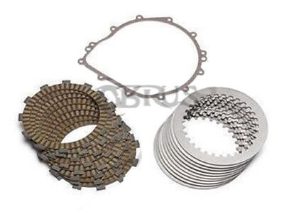 QBRUS Aftermarket Clutch & Clutch Gasket Kit For Yamaha YXZ1000R Buggy (Manual) • 95£