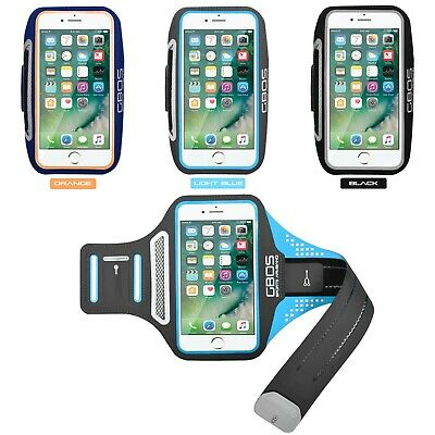 AU22.99 • Buy GBOS® New Light Weight Jogging Gym Armband For IPhone 8 8 Plus 7 Plus 6 6S Plus