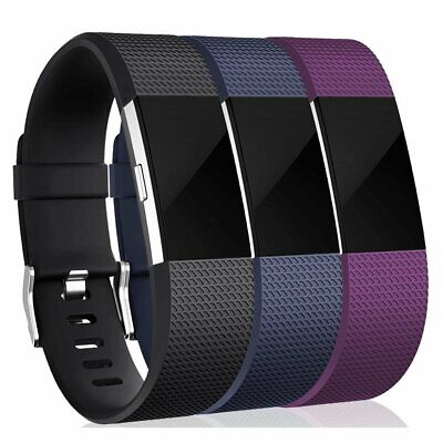$ CDN12.04 • Buy Fitbit Charge 2 3 PACK Small Replacement Bracelet Watch Band Heart Rate Fitness