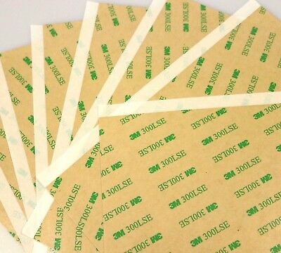 £3.60 • Buy 3M 120mm X 100mm X 0.17mm CLEAR Sheet Double Sided Adhesive 4 Phone Repair