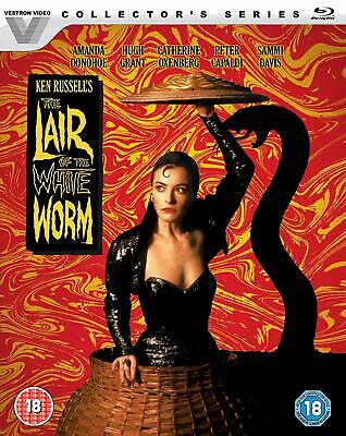 Lair Of The White Worm (Blu-ray) Amanda Donohoe, Hugh Grant, Catherine Oxenberg • 11.99£