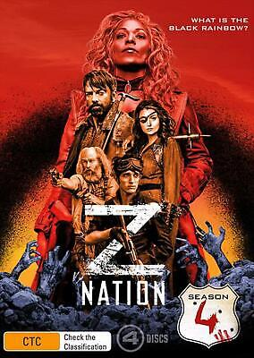 AU35.85 • Buy Z Nation : Season 4 - DVD Region 4 Free Shipping!