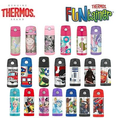 AU19.45 • Buy THERMOS 355ml Funtainer Kid Stainless Vacuum Flask Insulated Hydration Bottle