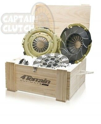 AU785 • Buy HEAVY DUTY 4Terrain Clutch Kit For TOYOTA LANDCRUISER VZJ100,LC100 4.5L 98-ON