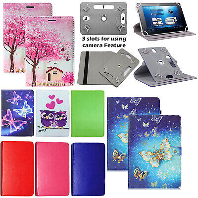 Universal Leather Case Stand Cover For Huawei MediaPad T3 7  8  10  Tablet 2017 • 4.99£