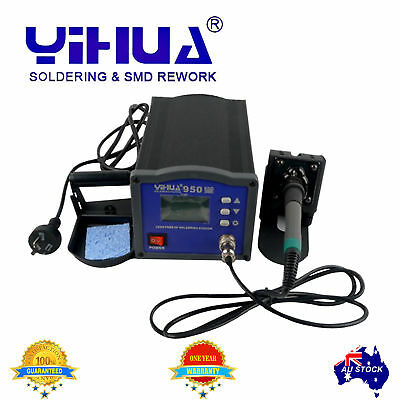 AU198.89 • Buy YIHUA950 SOLDERING STATION High Frequency 150W For RC Car Helicopter Better Than