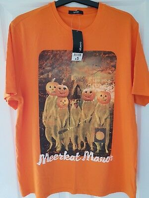 Halloween Fancy Dress - Meerkat Manor T Shirt • 2.99£